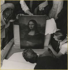 La Gioconda - Mona.