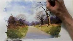 Watercolour As If By Magic Six - Part Two, via YouTube.