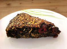 Zdravé Torty: Šťavnatý makový koláč