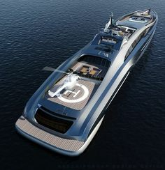 The phenomenon of really wealthy people buying super yachts is hardly new. But today, these vessels are bigger, more amenitized, and more expensive than ever be Private Yacht, Private Jet, Yacht Design, Super Yachts, Speed Boats, Power Boats, Yachting Club, Bateau Yacht, Jet Privé