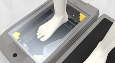 CryoScan3D, a New Foot Scanner Without Motion Artifacts