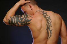 Tribal Shoulder