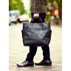 coach hugo guinness utility toto bag