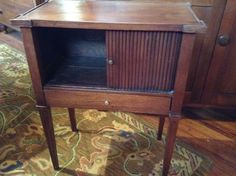 Antique Federal Side Table  Harris Hall of Antiques Check us out on Facebook