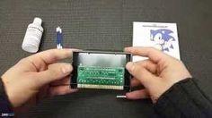 How-to Clean a Sega Megadrive Genesis Game Cartridge - ZanyGeek