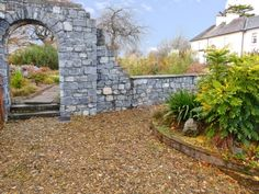 Cassetown House (ref in Thurles, County Tipperary Garden Paths, Sidewalk, Cottage, Country, House, Rural Area, Home, Side Walkway, Cottages