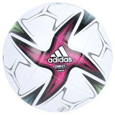 Adidas Conext 21 League Soccer Football Ball White GK3489 Size 5 | eBay