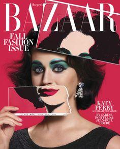 Harper's Bazaar, Settembre 2015, Katy Perry