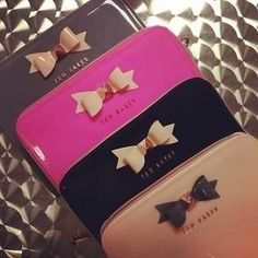 Ted Baker bows