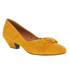 57c13cf87986 mustard coloured freckles shoes from office... a possibility for upcoming  wedding Comfy Wedding