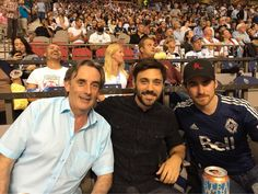 Vancouver Whitecaps Real Salt Lake with * Colin's Dad is in this Captain Swan, Captain Hook, Hook Ouat, Real Salt Lake, Ouat Cast, Irish Eyes Are Smiling, Casting Pics, Outlaw Queen, Killian Jones