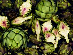 Raw, fried, creamed, or stuffed: There are so many ways to heart artichokes.