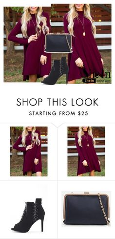 """""""#9 Shein"""" by ahmetovic-mirzeta ❤ liked on Polyvore"""