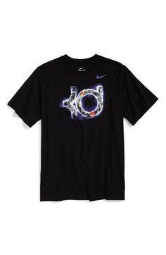 Nike  Storm  Dri-FIT KD Graphic T-Shirt (Big Boys) 850a8603c