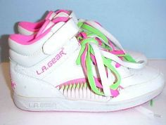 OMG L.A. Gears!! I had a pair of these! umbro shorts 90s | Images of Womens Tennis Shoes 80s