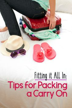How to pack your car