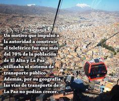 Teleférico, Bolivia   VeinteMundos Magazines