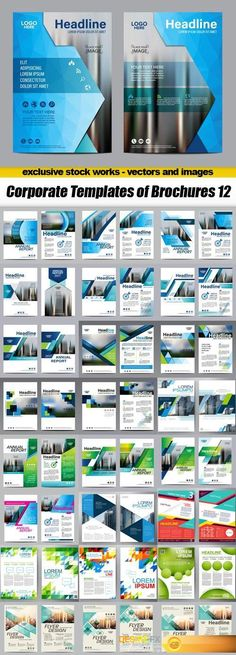 Find your Grapfix Desire With US http://www.desirefx.me/corporate-templates-of-brochures-12-25xeps/