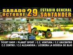 Monster truck - Cúcuta