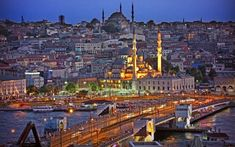 Istanbul Turkey HD Wallpapers Mac Beautiful