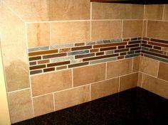 Tile Backsplash transitional-kitchen