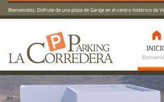 Parking La Corredera