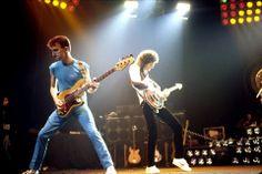 Brian May & John Deacon