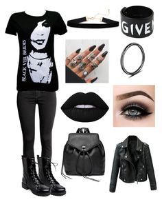 """""""My style #3"""" by olahtory on Polyvore featuring Givenchy, ASAP and Rebecca Minkoff"""