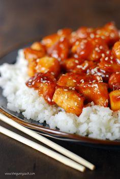 Orange Chicken 30 Minute Dinner Recipe