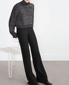 TAILORED TROUSERS-View all-Trousers-WOMAN | ZARA France