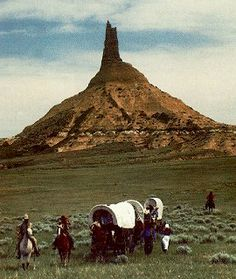 Chimney Rock - Nebraska
