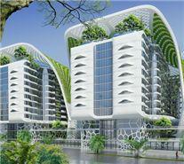 Complexo multiuso combina estrutura vertical a um ecossistema denso e em constante metamorfose na capital do Egito