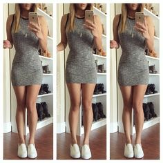 Sexy Women's Summer Bandage Bodycon Clubwear Cocktail Party Evening Mini Dress on Luulla