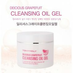 Tony Moly - Delicious Grape Cleansing Oil Gel - W2Beauty