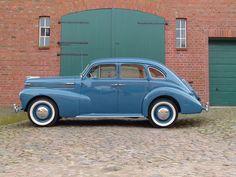 Opel Kapitän (1939)