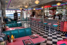Nifty Fifties Ice Cream Shop, Port Townsend, WA-love this place!!