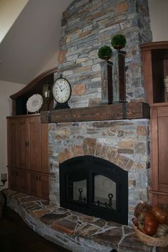 McGregor Lake, Moose Mountain and Montana Antique Stack Stone Thin Veneer from Montana Rockworks