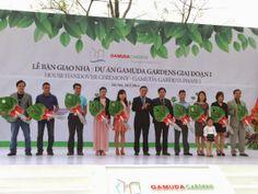 Mở bán biệt thự gamuda gardens giá từ 46,3 triệu đồng /1m2