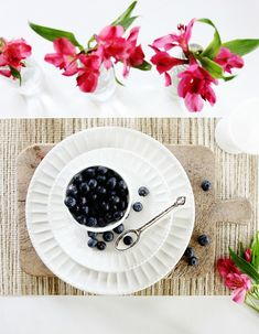 Spring Tablesetting Ideas from Thistlewood Farms
