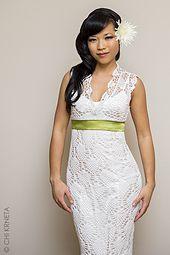 Ravelry: Chrysanthemum Gown pattern by Chi Krneta