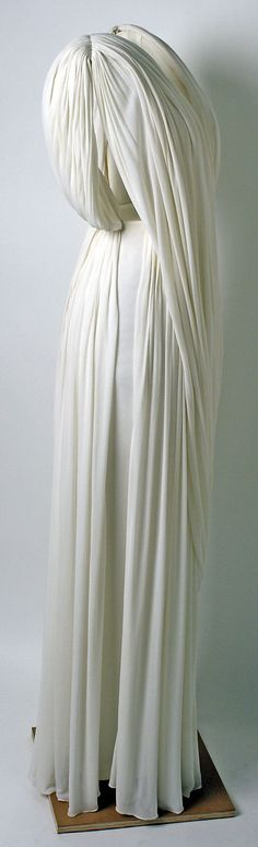 Madame Grès (Alix Barton) | Evening dress | French | The Metropolitan Museum of Art