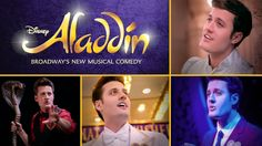 Nick Pitera's One-Man Tribute to Aladdin on Broadway. One of my favorite youtube people and one of my favorite musicals! What's not to love?