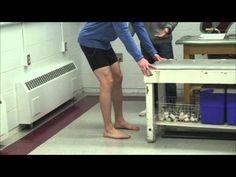ACL Injury Rehabilitation - YouTube