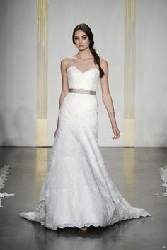 wedding dresses lace | 15 Lace Wedding Gowns We Love
