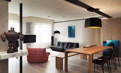 Desain Apartemen dengan ruang terbatas, sangat penting diperhatikan, agar kesan luas dan nyaman dapat dikedepankan.