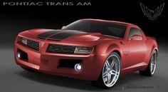 2011 Pontiac Firebird Trans Am concept   AmcarGuide.com - American muscle car guide
