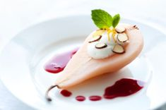 Not only will this taste yummy, but it is a gorgeous presentation as well.  You'll impress everyone!