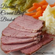 Corned Beef - Excellent article on comparing Methods of how to prepare #cornedbeef #howtocookcornedbeef