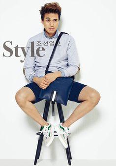 Lee Dong Wook - Style Chosun Magazine May Issue Korean Star, Korean Men, Asian Men, Asian Actors, Korean Actors, Kimchi, Lee Dong Wook Wallpaper, Lee Dong Wok, Les Gifs