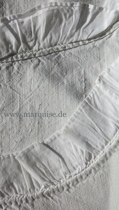 How to Make an 18th Century Chemise